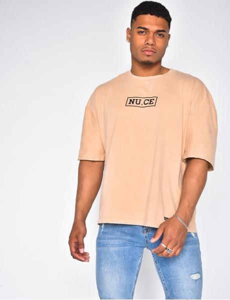 """T-shirt homme """"NU.CE"""""""