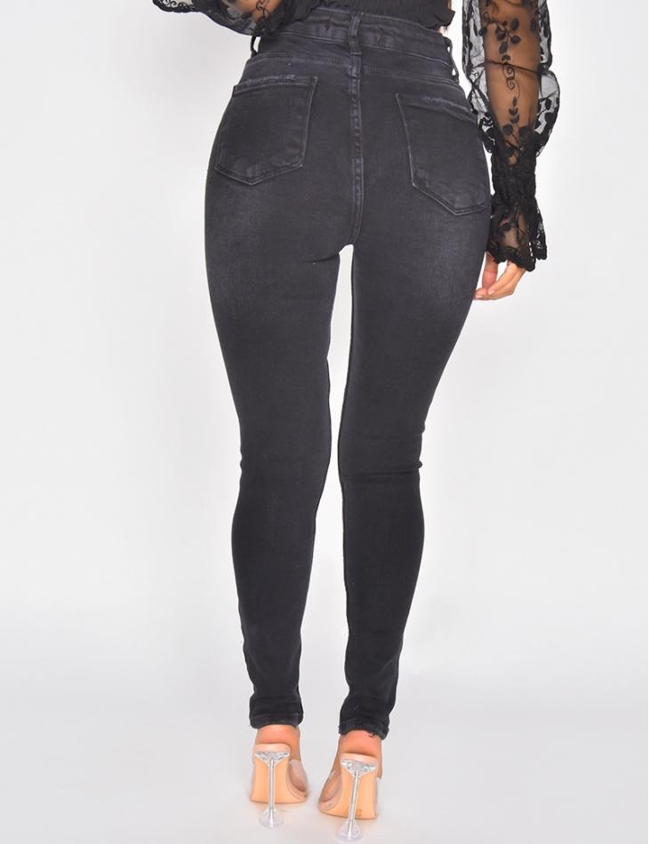 Jeans basic femme