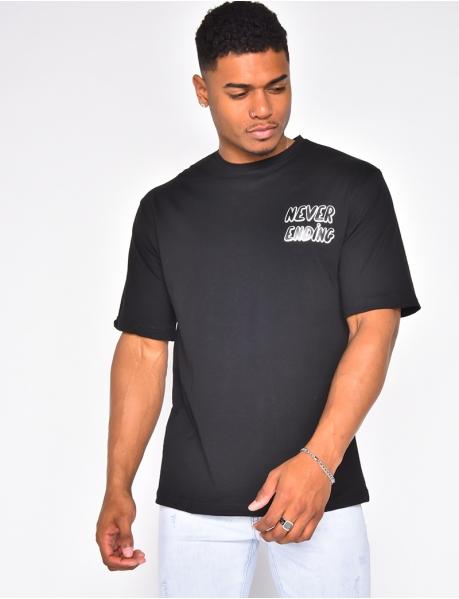 """T-shirt homme """"Never Ending"""""""