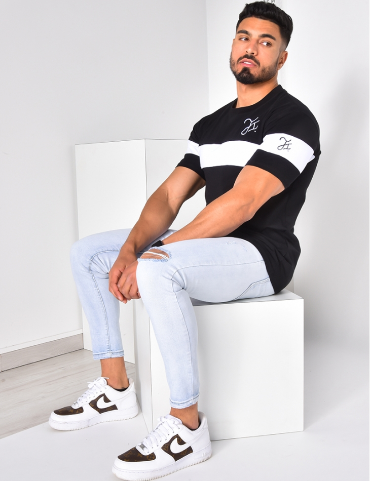 T-shirt Jeans Industry