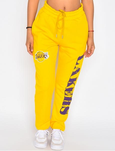 "Pantalon de jogging molletonné ""Lakers"""