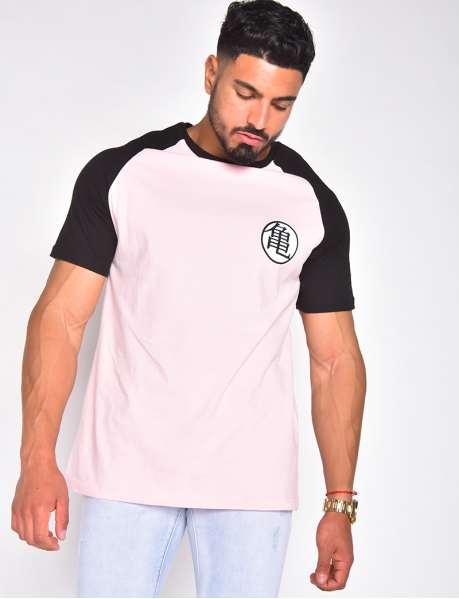 T-shirt homme signe chinois