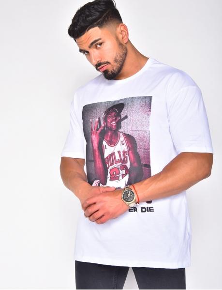 T-shirt Michael Jordan