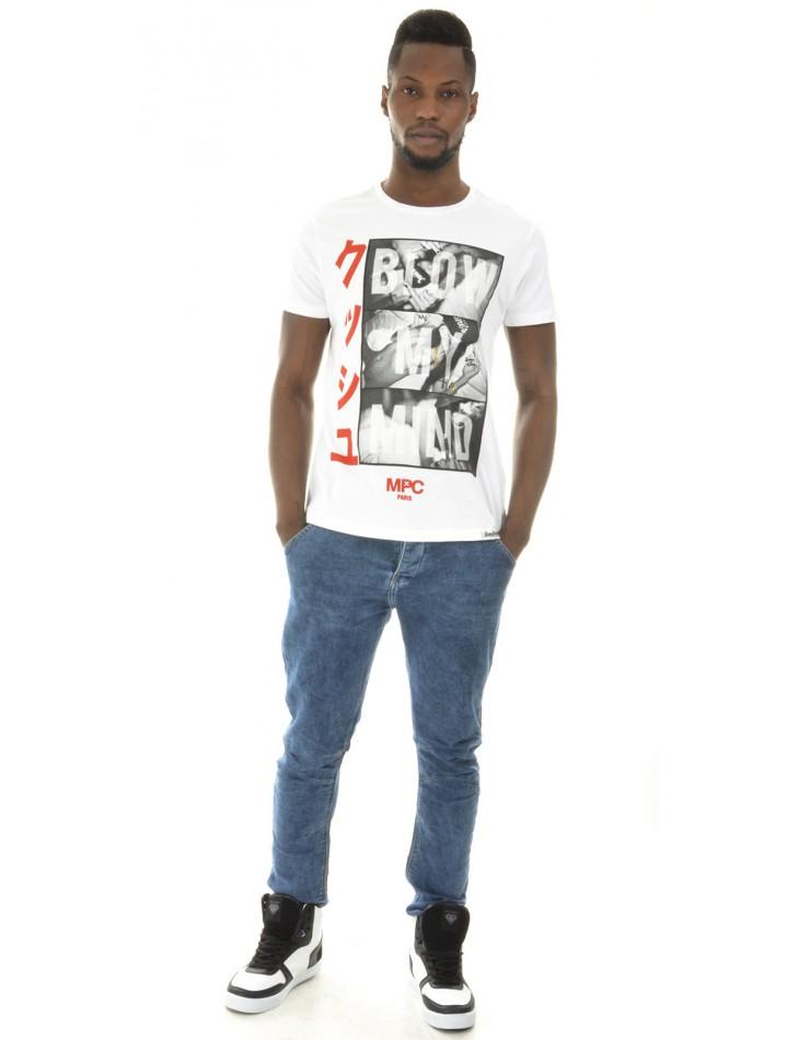 T-shirt Monsterpiece