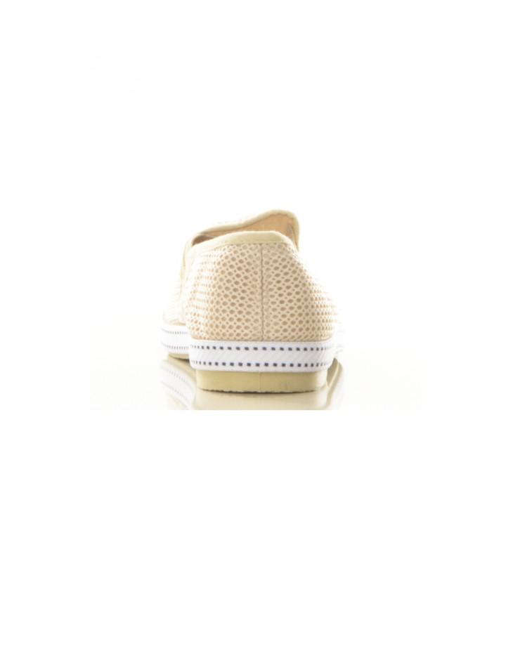 Espadrilles Reservoir Shoes effet mesh
