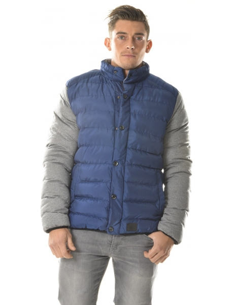 Biaggio Contrasting Padded Jacket