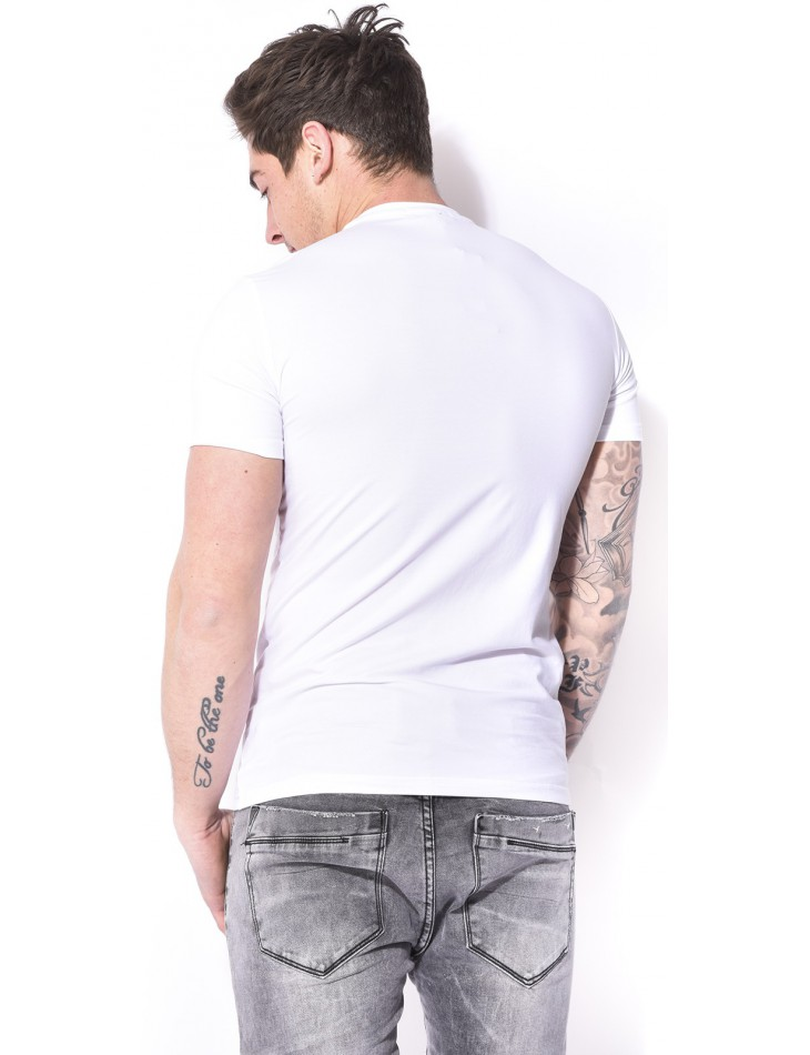 Men's T-shirt with Patterns