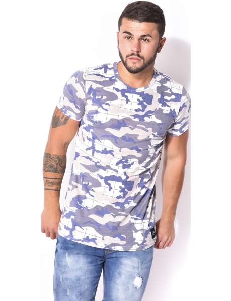 T-shirt Sixth June camo